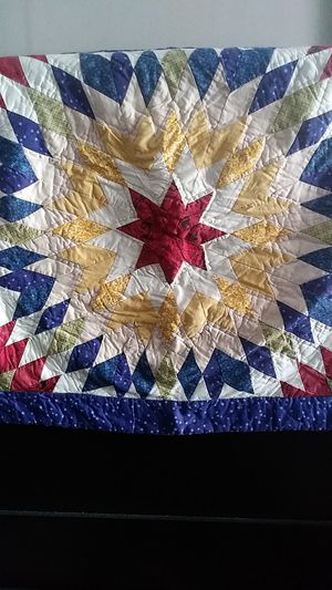 Quilted Pillow Cover for Sale in Duncanville, TX