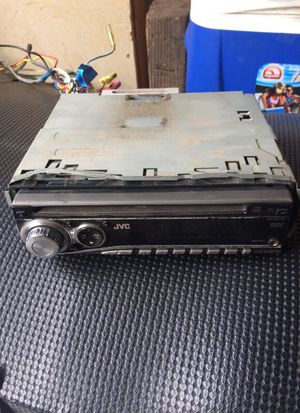 Jvc radio for Sale in Tolleson, AZ