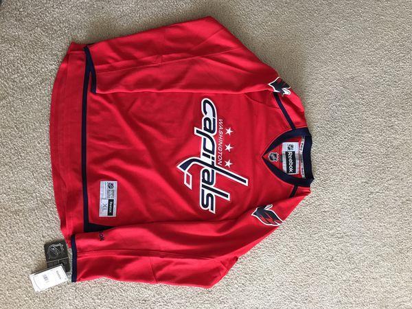 NHL jersey Washington capitals