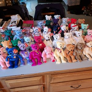 Beanie Baby Collection for Sale in Black Diamond, WA