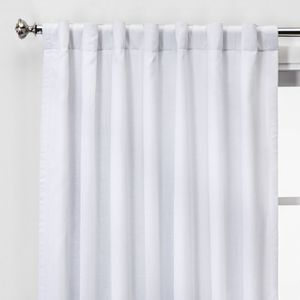 Threshold Blackout curtain panels 84in Long for Sale in Lancaster, PA