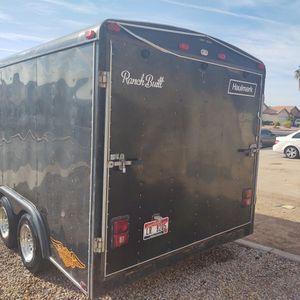 16 Ft Enclosed Car Hauler for Sale in Phoenix, AZ