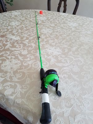 Zebco Reel and Rod for Sale in Buffalo Grove, IL