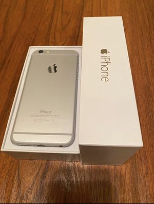 iPhone 6 factory unlocked for AT&T T-Mobile metro cricket Verizon Sprint boost/worldwide PRICE IS FIRM@140$ NO OFFERS for Sale in Las Vegas, NV