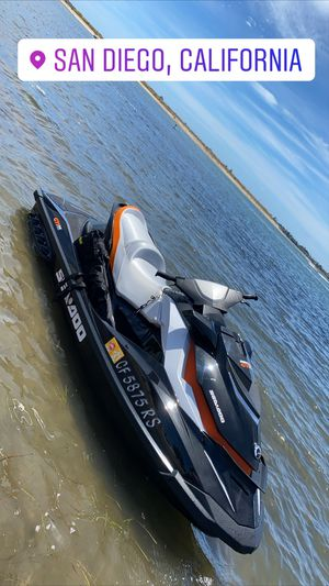 2011 seadoo gti 155 SE for Sale in El Cajon, CA