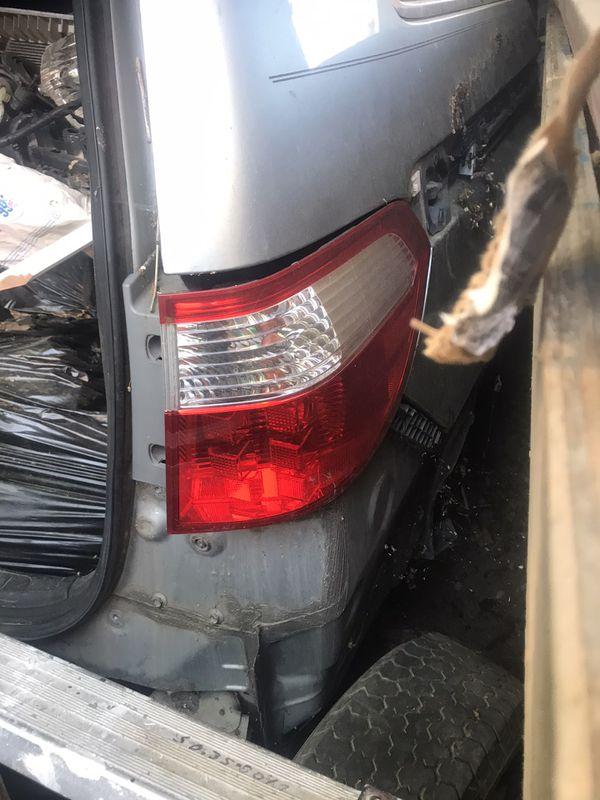 Partes de Honda Odyssey