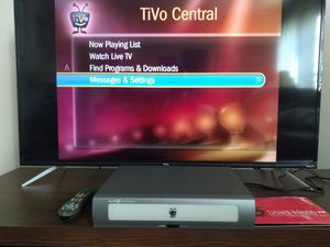 Tivo Series 2 DVR with Remote for Sale in Germantown, MD