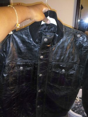 Men's Leather Jacket for Sale in Raleigh, NC