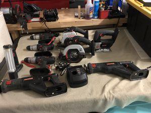 Craftsman 19.2 Volt NiCad tool set for Sale in Murrieta, CA