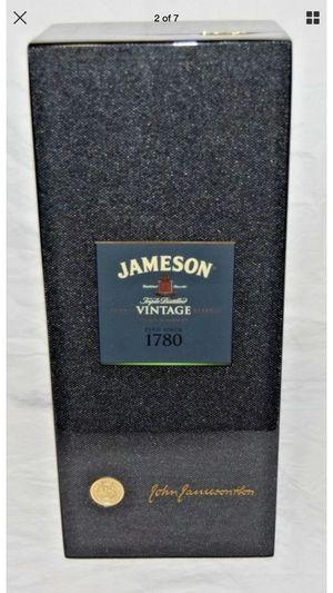 Jameson Vintage Case for Sale in Chicago, IL