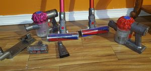 2 dyson v6 absolute with attachment. Work for Sale in Brandon, FL