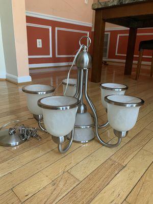 Chandelier light for Sale in Bowie, MD