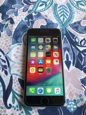 iPhone 6s Unlocked, Clean IMEI 32GB for Sale in Whittier, CA