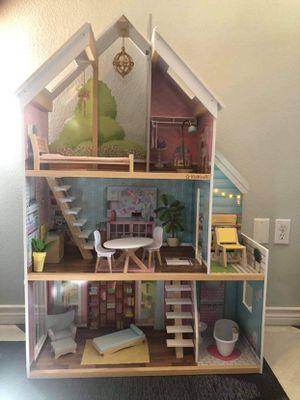 Kidcraft doll house for Sale in Roanoke, TX