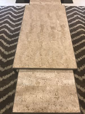 Travertine Stone Coffee Table and nesting tables for Sale in Ashburn, VA