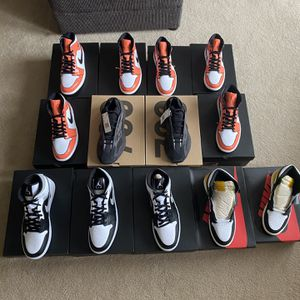 Air Jordan 1's and Yeezy's for Sale in Lawrenceville, GA