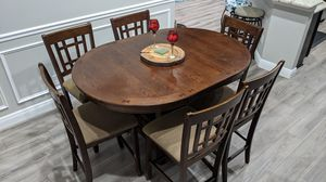 Kitchen Counter Height 7 piece Dining Set for Sale in Tampa, FL