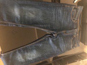 Zara man denim jeans 36w for Sale in Washington, DC