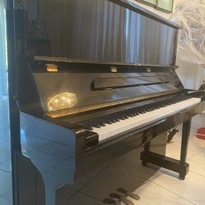 """Piano - Full Sized 52"""" Upright, Black for Sale in Fremont, CA"""