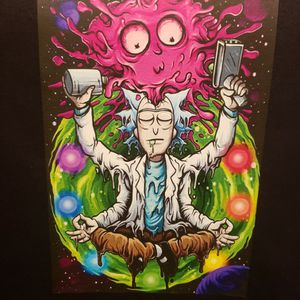 Rick And Morty Tshirt/Hoodie for Sale in Henderson, NV