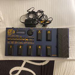 Boss GT-3 Multieffects Pedal for Sale in Clearwater,  FL