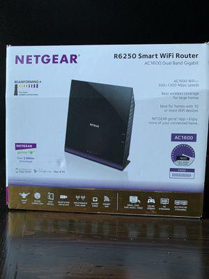 Netgear R6250 Smart WiFi Router for Sale in Richardson, TX