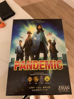 Pandemic board game for Sale in Los Angeles, CA