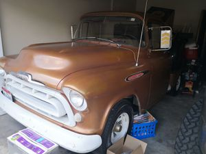 57 Pickup. Original Engine. Does not drip oil!! for Sale in San Antonio, TX