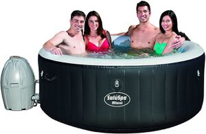 Bestway SaluSpa Inflatable Hot Tub for Sale in Miami, FL