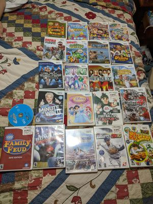 Nintendo Wii Games for Sale in Liberty, SC