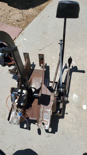 Hydraulic clutch pedals for c10 for Sale in Phelan, CA