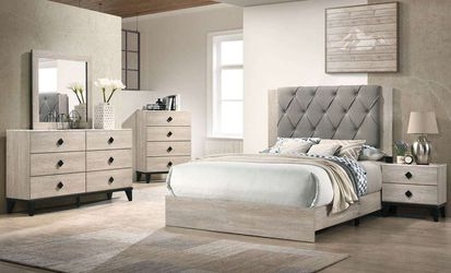 Queen Bed F9561Q for Sale in Pomona,  CA