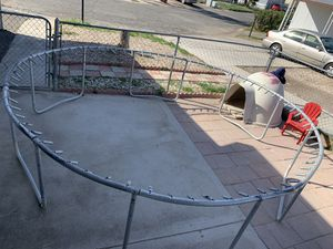 "Trampoline round frame ""12 feet for Sale in Las Vegas, NV"