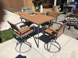 Outdoor furniture for Sale in Vancouver, WA