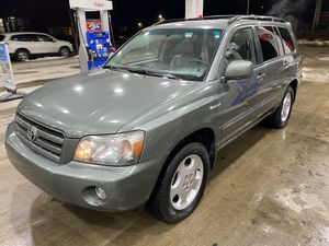 2006 Toyota Highlander Limited Leather Navigation Heated Seats Loaded for Sale in Northbrook, IL