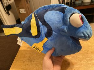 Finding Dory Disney Store Stuffed Animal for Sale in Waterford, CA