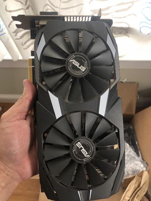 Asus 580 8gb vídeo cards for Sale in Daly City, CA