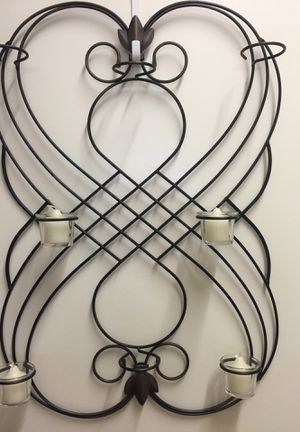 Party Lite hanging metal wall decorations for Sale in Las Vegas, NV