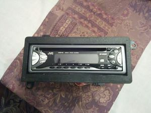 JVC CD Stereo Receiver with detachable face for Sale in Germantown, MD