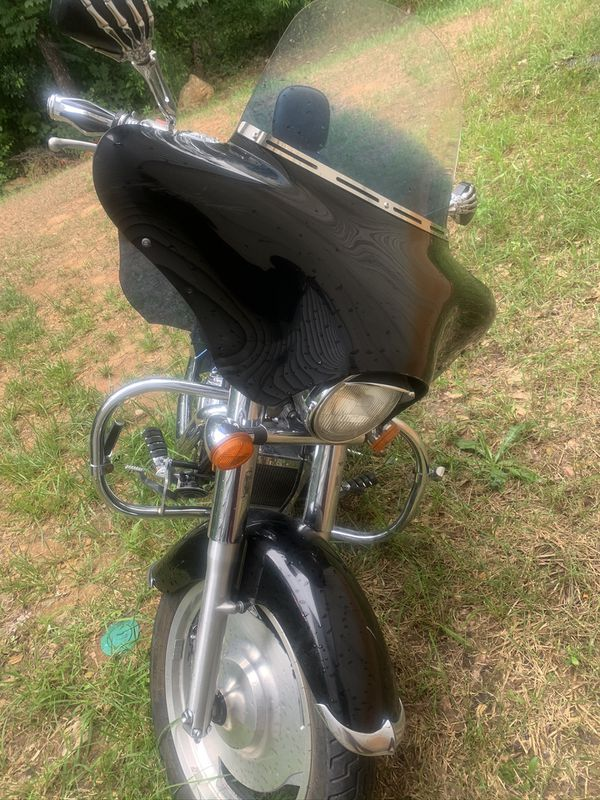 1998 Honda Shadow w/ Harley parts