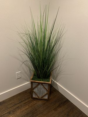 Decorative fake plant for Sale in Dallas, TX