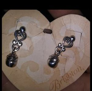 Brighton ear rings for Sale in Lock Haven, PA