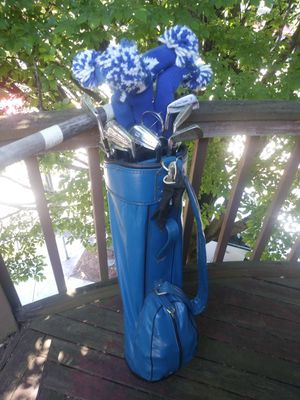 Professional grade Chevron golf clubs for Sale in Portland, OR
