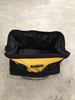 Dewalt Tool Bag for Sale in Puyallup, WA