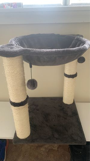 Cat condo tree tower for Sale in Derby, CT