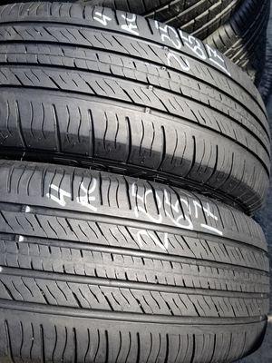 225/65-17 #2 tires for Sale in Alexandria, VA