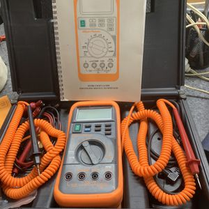 Snap-On Bluepoint multi-Mate multimeter for Sale in Prospect, PA