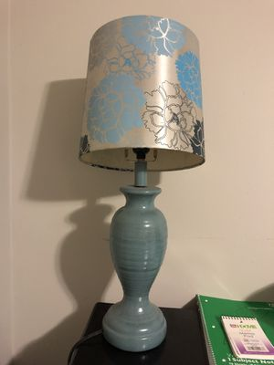 Lamp and shade for Sale in High Point, NC
