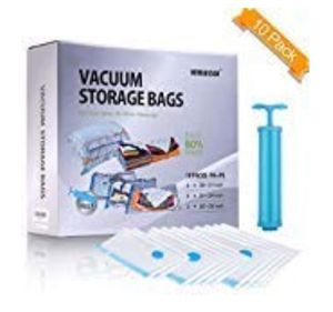 HOMAGICIAN Storage Bags Space Saver Bags for Sale in Rancho Cucamonga, CA