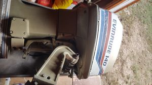 Evinrude outboard boat motor for Sale in New Castle, DE